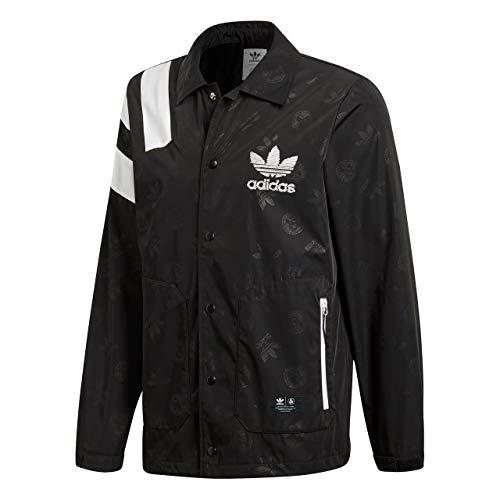 adidas UAS Game Jacket-Giacca, Uomo, Nero (Nero)