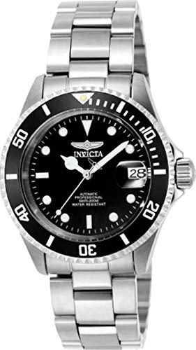 Invicta 9937OB Pro Diver Unisex Uhr Edelstahl Automatik schwarzen Zifferblat