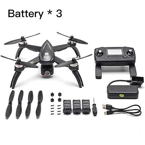 yingmu Quadcopter Drone con Telecamera 5W Bugs 8G 4K Drone Batteria a Lunga Durata Telecomando Quadcopter per Motori Quadricottero MJX Well-Suited