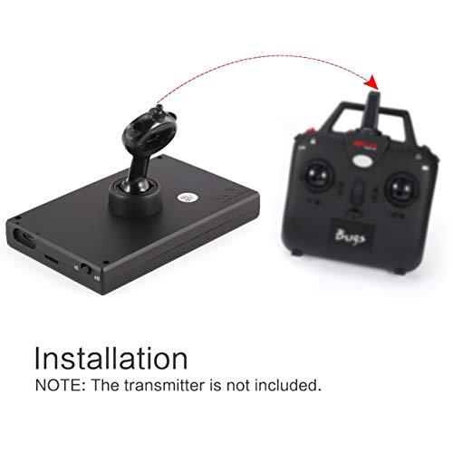 MJX D43 5.8G 4.3in 32CH FPV monitor ricevitore schermo per X220 QAV250 C5830 5.8G FPV drone...