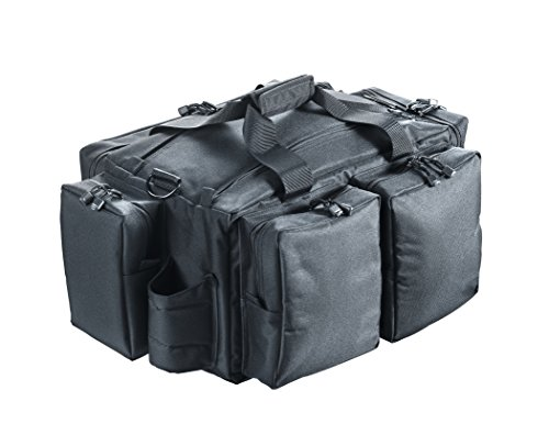 Walther Tasche Range Bag, schwarz, 50 x 40 x 30 cm, 25 Liter, 3.9000
