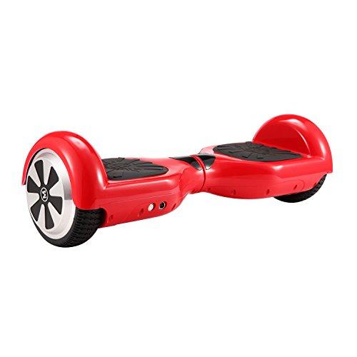 CHIC 6.5'' Skateboard Autobilanciato Self Balance Scooter Elettrico connessione Bluetooth con LED...
