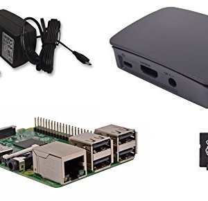 41frHMtpbJL - Raspberry Pi 3 Official Desktop Starter Kit