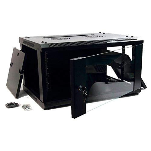 powergreen RAS-06328-ST - Armadio Rack 10', 6U, 31 x 28 x 37