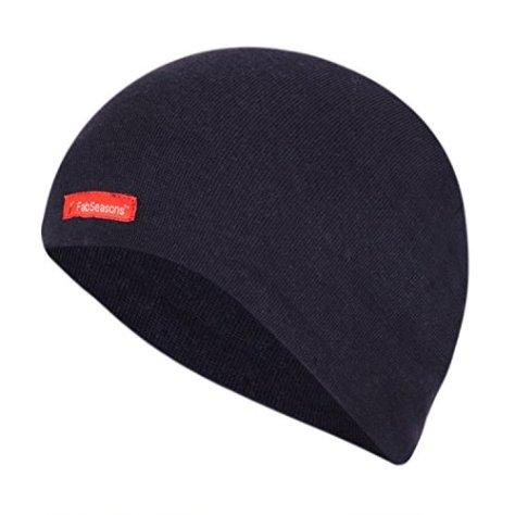 adfff23c47b caps online - FabSeasons Cotton Skull Cap (Blue)