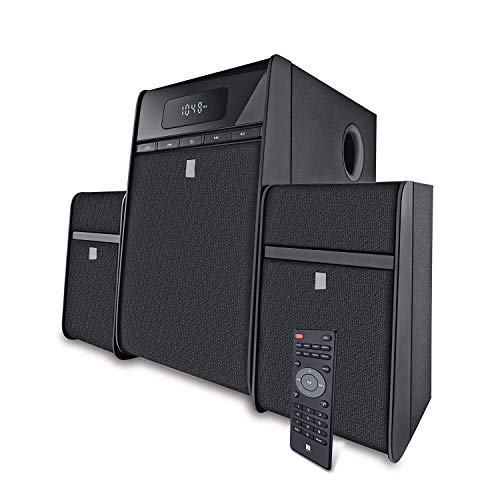 SaleOnTM Bluetooth Speaker Portable Outdoor Loudspeaker Wireless Speaker Mini Column 3D 10W Stereo Music Surround Bass Box Support Aux, Memory Card 1154