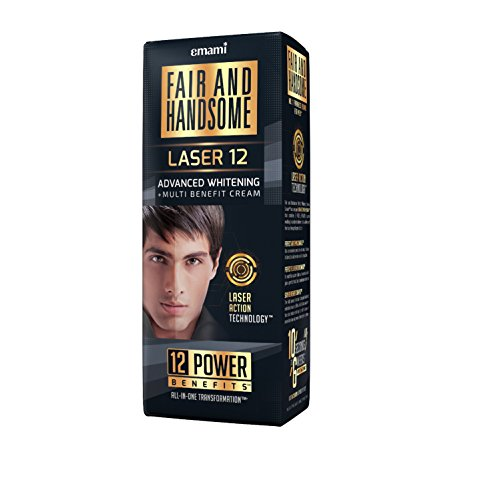 Fair & Handsome Laser 12 Advanced Whitening Multi Benefit Cream, 30g
