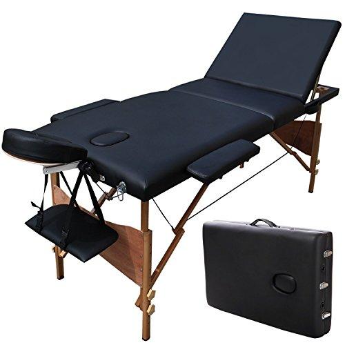 FDS Massageliege - 3 Zonen