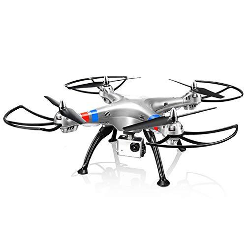 RuoLin Veicolo aereo ad alta definizione da 8 Megapixel - Modello di aeromobile a distanza per...