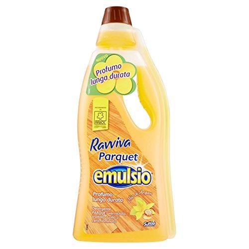 Emulsio Ravviva Detergente Parquet e Legno - 750 ml