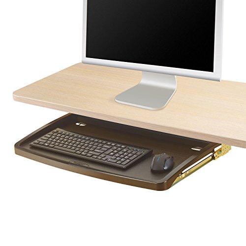 Kensington K60004US Tastaturschublade mit SmartFit-System