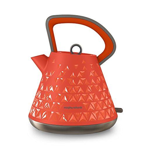Morphy Richards Prism 1.5L kettle (orange) (3000w)