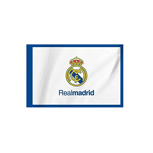 Bandera Real Madrid Blanca -Azul 150x100 cm