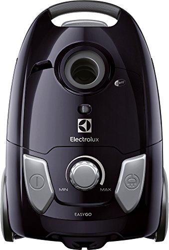 Electrolux EEG42EB Aspirapolvere con Sacco Easygo, Hygiene Filter 12, Regolazione Velocità, 650 W,...