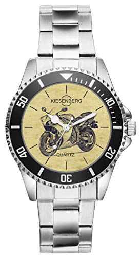 Regalo per Yamaha YZF-R1 Motocicletta Fan Autista Kiesenberg Orologio 20416