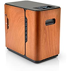 yuwell yu500 portátil Homecare Barra Del Oxígeno máquinas concentrador de oxígeno portátil de viaje