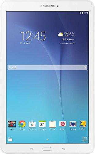 Samsung Galaxy Tab E SM-T560 8GB Color blanco - Tablet (Tableta de tamaño completo, Pizarra, Android, Color blanco, Despertador, calculadora, calendario, Recordatorio de eventos, notas, Lista de tareas, 1280 x 800 Pixeles)