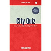City Quiz: Interactive Capital City Quiz Book