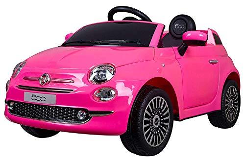 Colibri 03118006Fiat 500New Car, size-110x 59x 53cm, Colour-Red