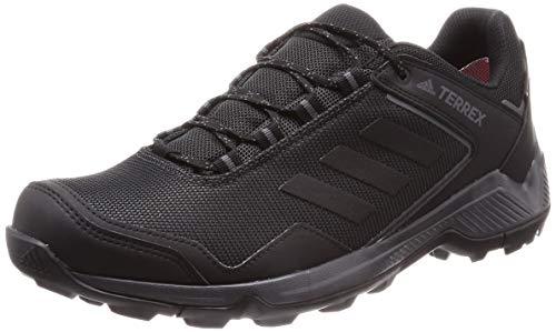 adidas Herren Terrex EASTRAIL GTX Walkingschuhe, Schwarz Carbon/Core Black/Grey Five, 44 EU
