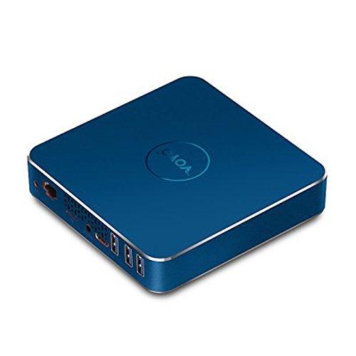 Voyo V1 Mini PC Intel Apollo Lake N4200 8GB RAM 120GB SSD Windows 10.1 WiFi HDMI (blue)