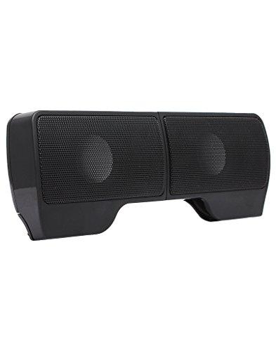 Technotech USB Portable Laptop/Notebook Soundbar Speaker with Volume Controller