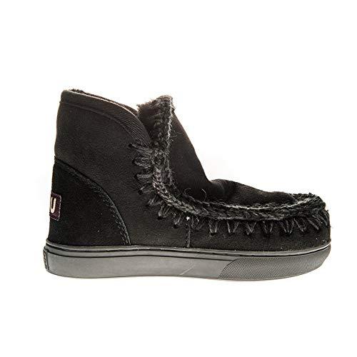 Mou Eskimo Sneaker Kid Black, 27, Black