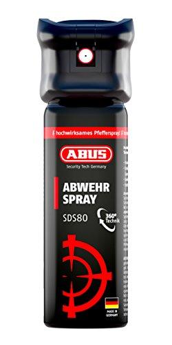 ABUS Abwehrspray SDS80