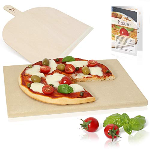 Amazy Pietra per pizza – Date alla vostra pizza l'originale sapore italiano della pizza tenera e...