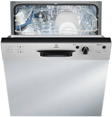 Indesit DPG 16B1 A NX EU Integrabile 13coperti A+ Acciaio inossidabile lavastoviglie