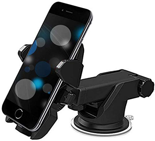 OSVETA 360 Degree Adjustable Universal Car Mobile Phone Holder (Car Mobile Holder) Click to Open expanded View
