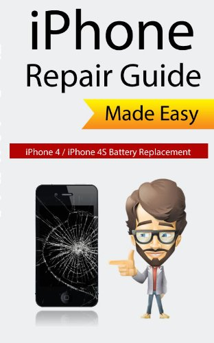 iPhone 4 & 4S Battery Replacement Guide
