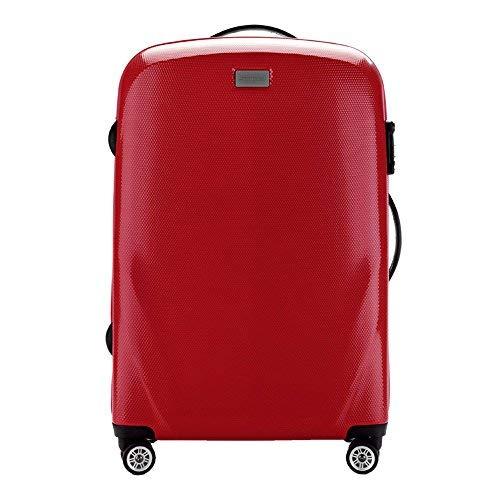 Wittchen, Valigia Rot Mittelgroßer Koffer