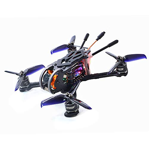 GEPRC GEP-PX2.5 Phoenix 600TVL Telecamera 125mm FPV RC Racing Drone Quadcopter con ricevitore Frsky BNF