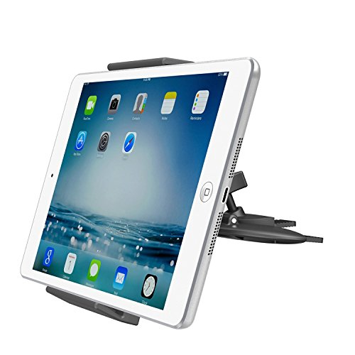 Supporto Universale per Lettore CD Auto per tablet APPS2Car Supporto per iPad 4 3 2 iPad Air iPad...