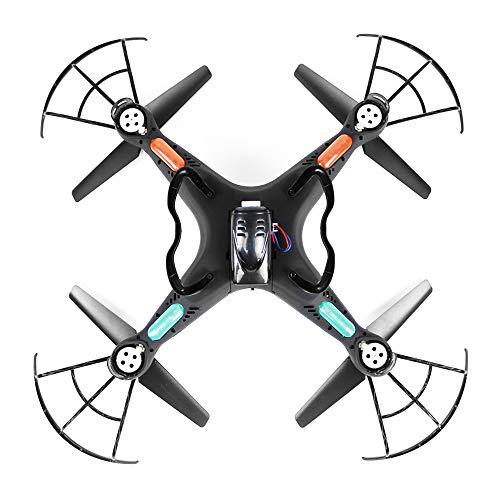 TLgf Drone, Fotocamera 720P FPV droni Live Video, modalità Headless Un Pulsante di Ritorno 6AXIS...