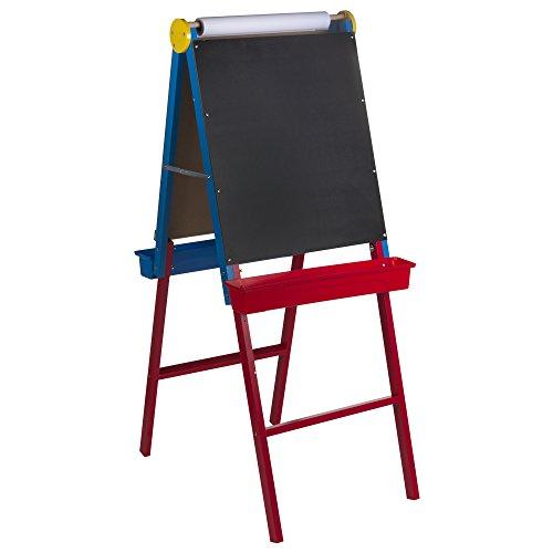 Cra-Z-Art Lavagnetta 3en 1legno, Colorbaby 44112