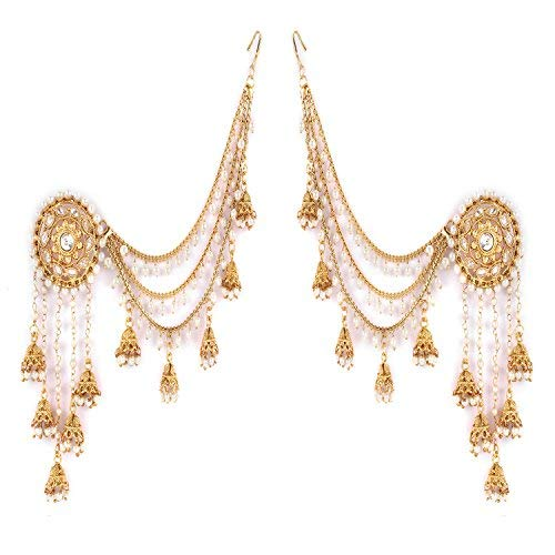 Shining Diva Fashion Gold Plated Fancy Party Wear Earring
