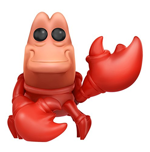 Funko - Figurine Disney La Petite Sirene - Sebastian Pop 10cm - 0889698117395