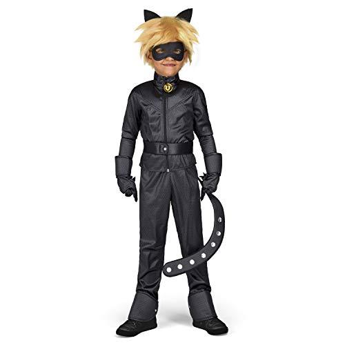 My Other Me Me Me- Miraculous Cat Noir Lady Bug Disfraz Color negro 6-8 Años 231151