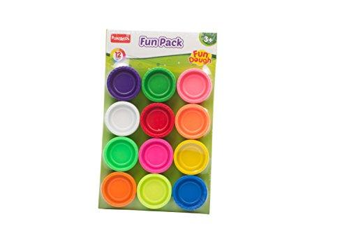 Funskool-Fundough Fun Pack, Multi Colour