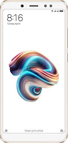 Mi Redmi Note 5 Pro (Gold, 64 GB) (4 GB RAM)