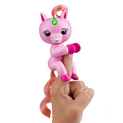 Wow Wee Fingerlinge Beleuchtetes Einhorn-freundliches interaktives Spielzeug