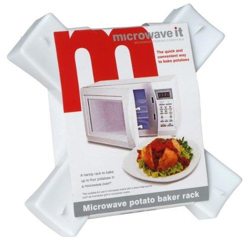 Pendeford Microwave it – Molde para asar patatas en el microondas