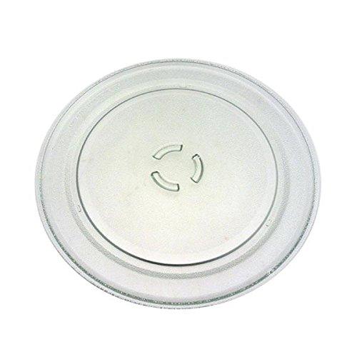Piatto girevole in vetro per forno a microonde Whirpool JT369 Diametro: 36 cm. VIP34. Per forno a...