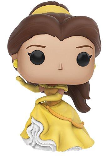 Funko - Figurine Disney - Belle Robe De Bal Pop 10cm - 0889698112208