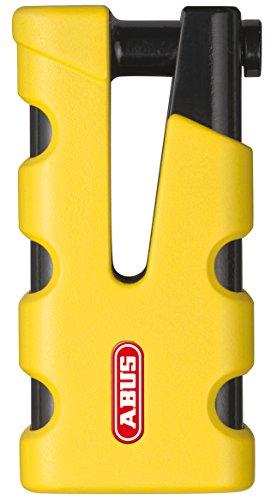 Abus Bremsscheibenschloss Granit Sledg 77 grip yellow