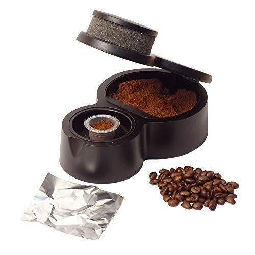 Klapcap - Novità!! Prepare le tue cialde ricaricabili e riutilizzabili compatibili Nespresso. In 15...