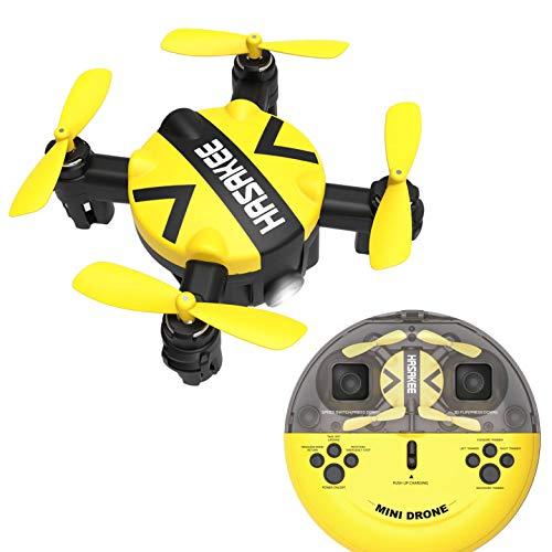 K5 Mini Drone con Funzione di sospensione altitudine RC Quadricottero con 3D FLIPS e Funzione Senza testa, Drone Portatile per Bambini e Principianti