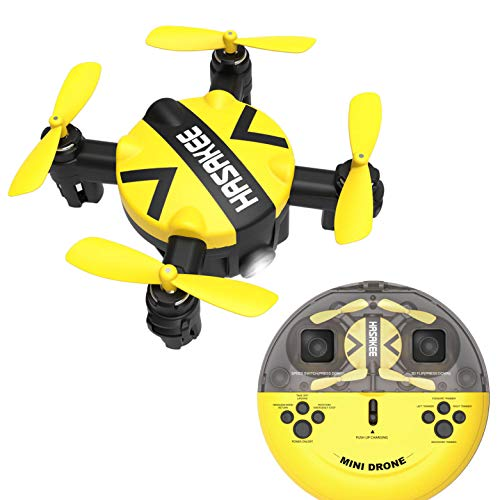 K5 Mini Drone con Funzione di sospensione altitudine RC Quadricottero con 3D FLIPS e Funzione Senza...